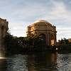 Palace of Fine Arts : The Palace of Fine Arts in San Francisco.